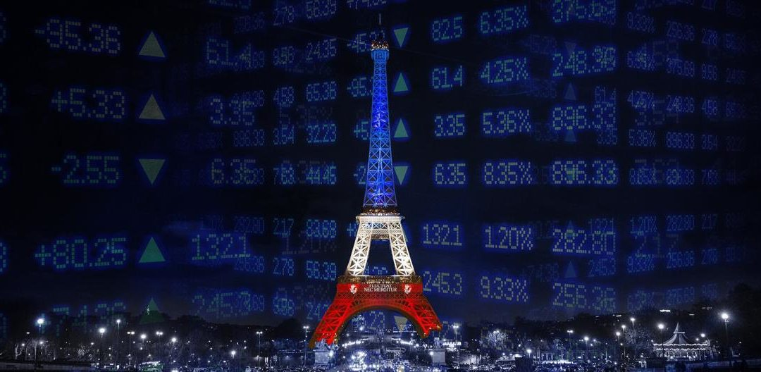 How do global markets react to terrorist attacks? Have reactions changed since 9/11?