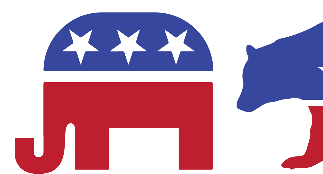 Democrats, Republicans and Bears, Oh My