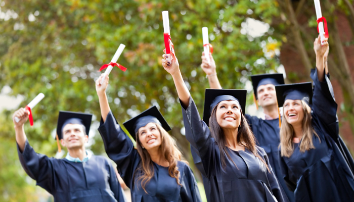 Congratulations, Graduates! What are your next steps, financially?