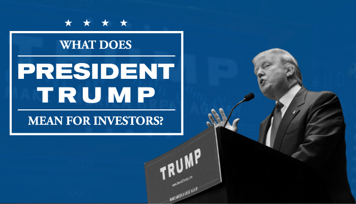 What Does President Trump Mean For Investors?